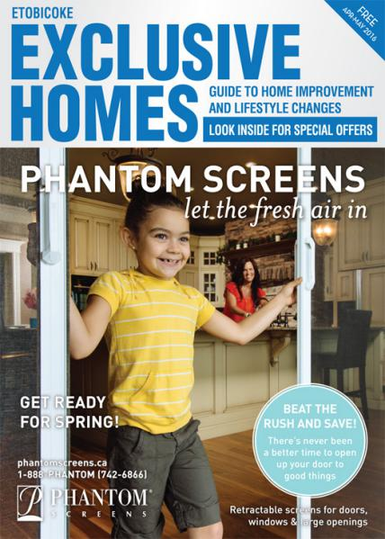 Exclusive Homes Mag- Etobicoke April - May 2016