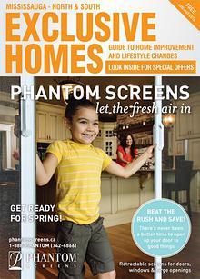 Exclusive Homes Magazine- Mississauga