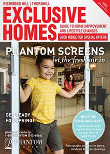 Exclusive Homes Magazine- Richmond Hill