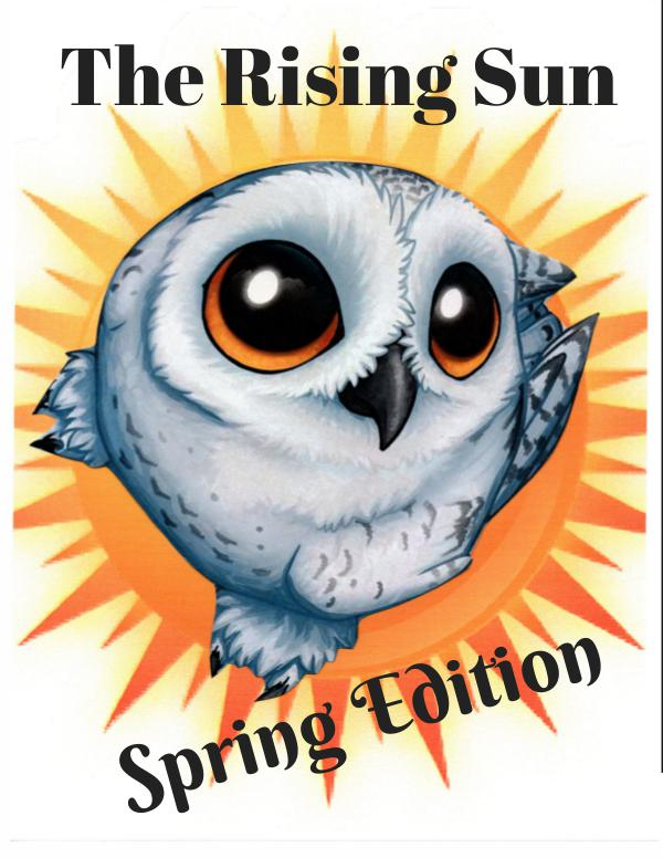 The Rising Sun Spring Edition