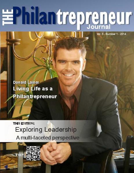 The Philantrepreneur Journal JAN 2015
