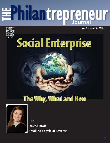The Philantrepreneur Journal July 2015