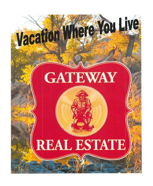 Gateway Real Estate Winter 2014 Issue Volume 1.1
