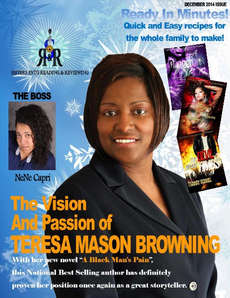 """Sisters into Reading & Reviewing """"SiRR"""" Magazine December 2014"""