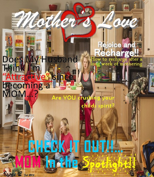 Mother's Love Issue 2 Feb 2015