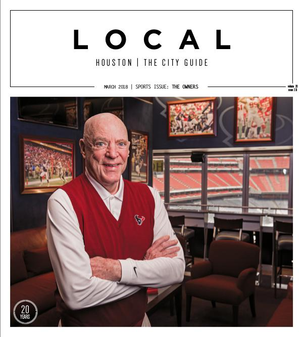 LOCAL Houston | The City Guide March 2018