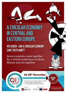 Circular Economy Harvest WWF