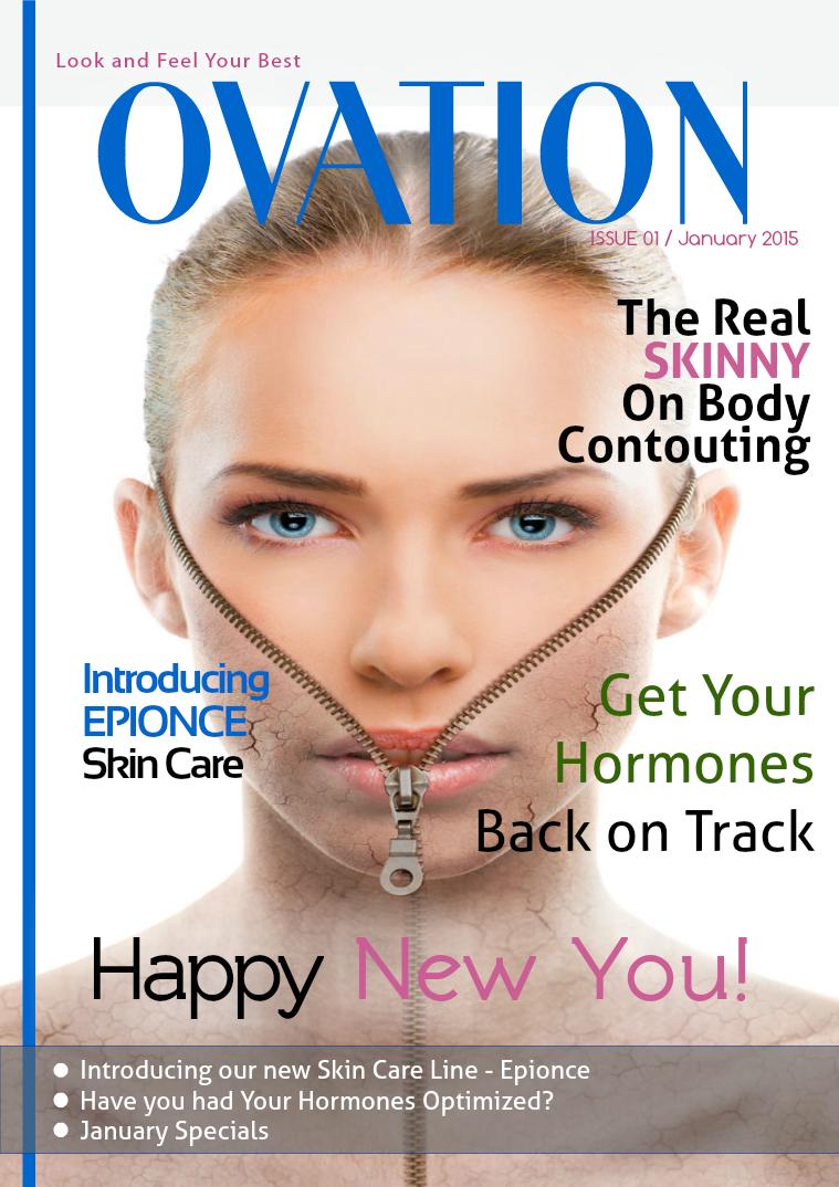 Ovation Med Spa January 2015