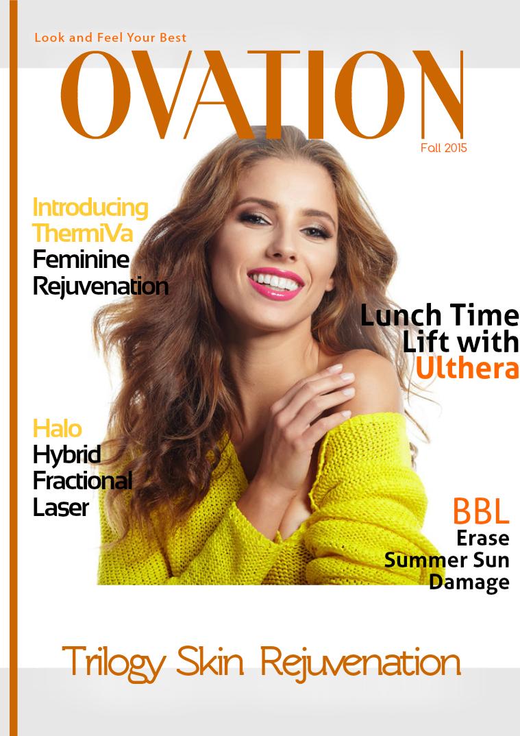 Ovation Med Spa Fall 2015