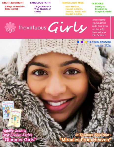 The Virtuous Girls Winter 2016
