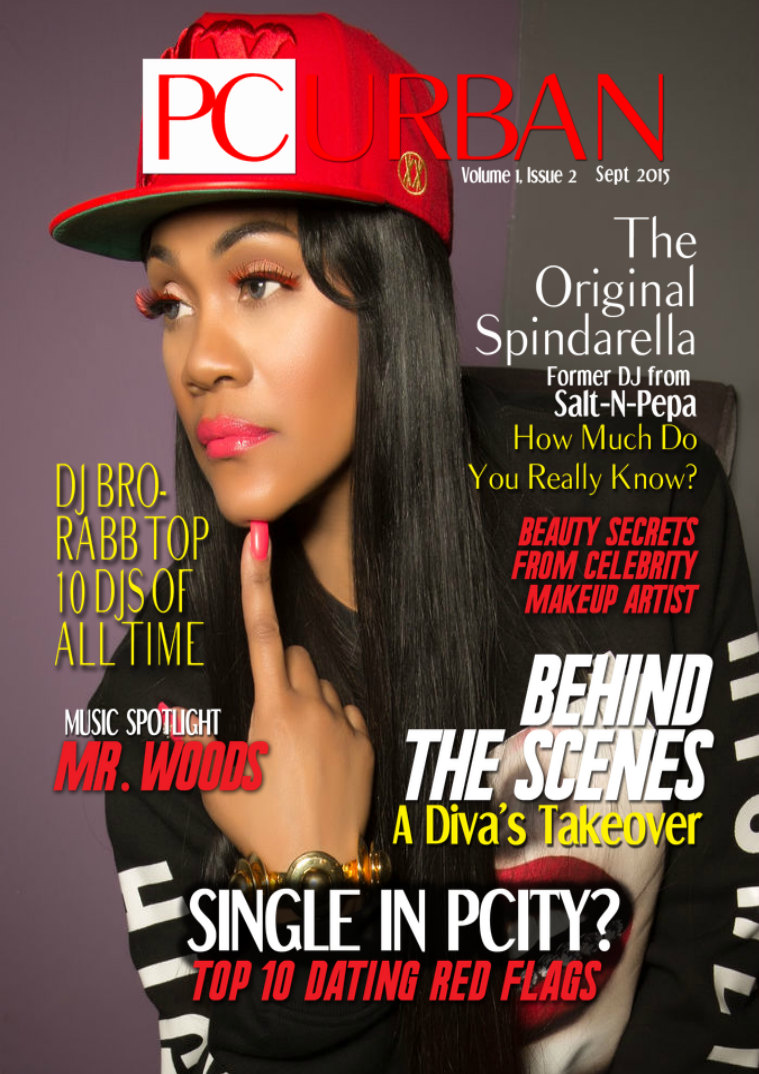 PC Urban Magazine Volume 1, Issue 2 Spinderalla