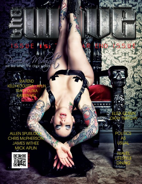 THE WAVE ENTERTAINMENT ISSUE 15: THE YEAR END ISSUE
