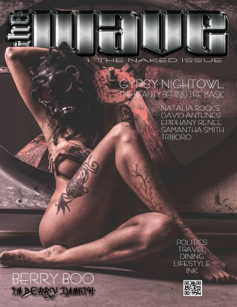 THE WAVE ENTERTAINMENT ISSUE 13: THE NAKED ISSUE