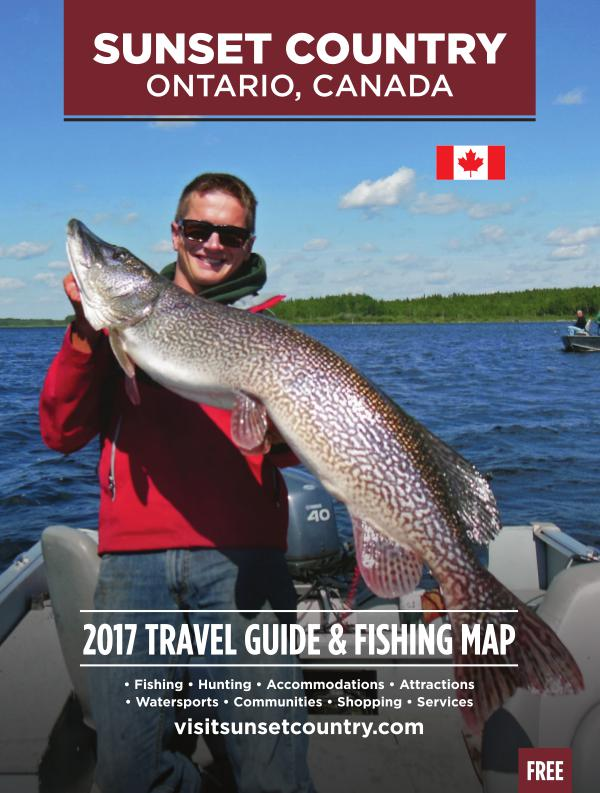 2017 Ontario's Sunset Country Travel Guide 2017-SC-Guide-Digital