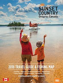 2018 Ontario's Sunset Country Travel Guide