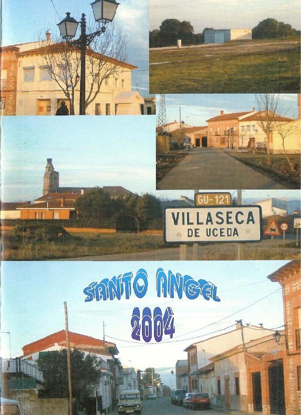 Programas Antiguos Sto Angel 2004