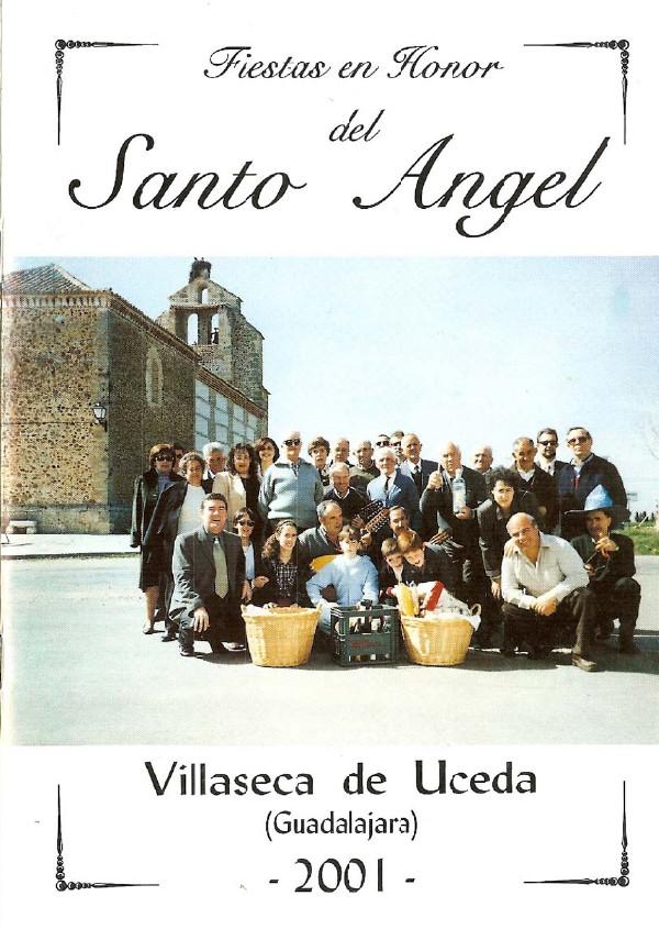 Programas Antiguos Sto Angel 2001