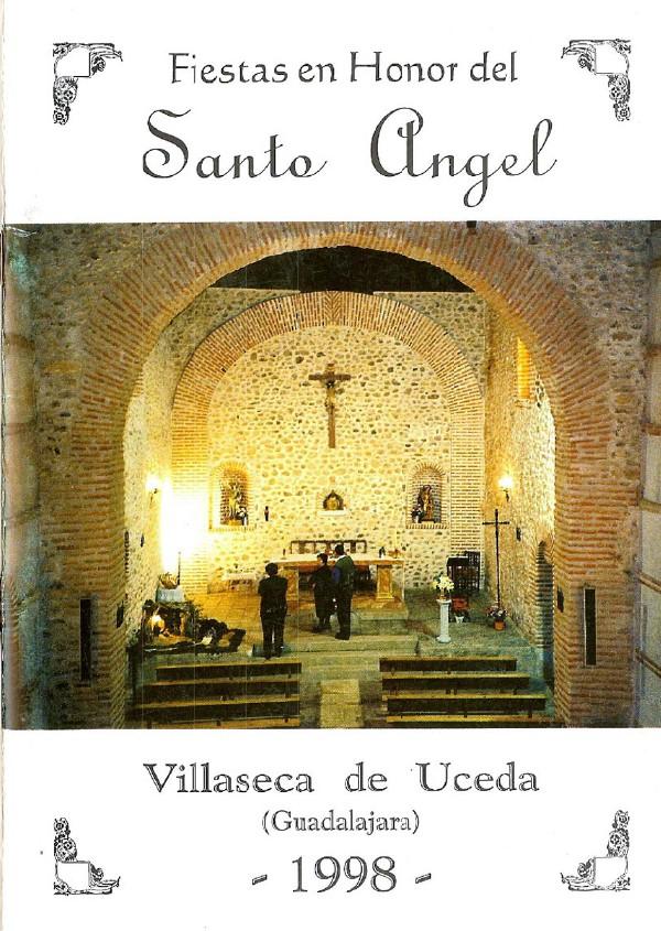 Programas Antiguos Sto Angel 1998