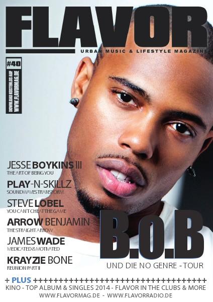 FLAVOR Magazine Ausgabe #40 Ausgabe #40