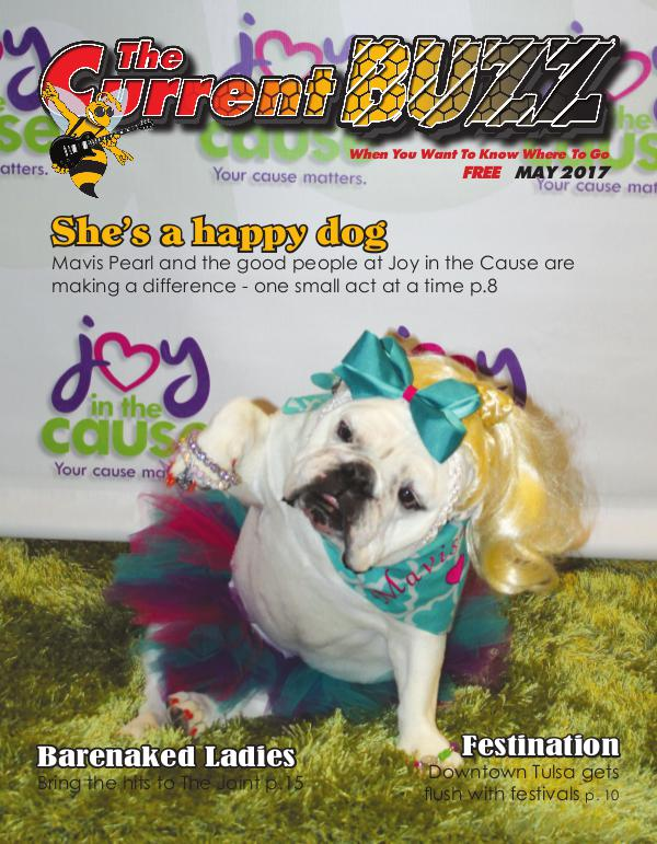 The Current Buzz Newspaper One 5