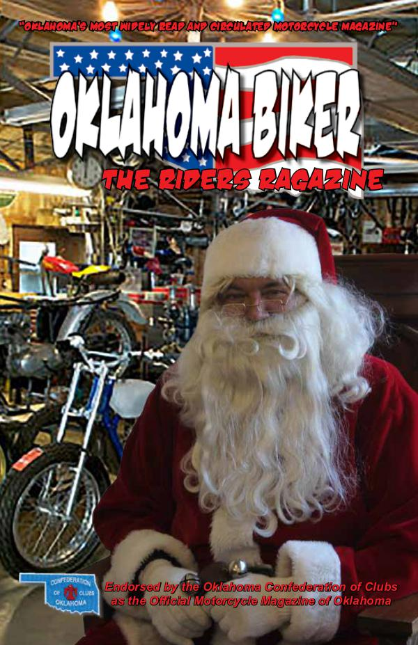 Oklahoma Biker - The Riders Ragazine Nov - Dec 2017