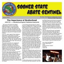 SOONER STATE ABATE SENTINEL