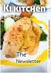 Ki Kitchen: The Newsletter