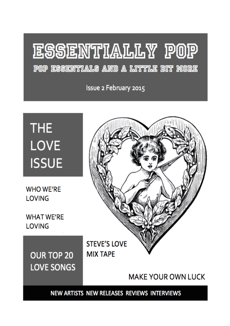 Essentially Pop February 2015