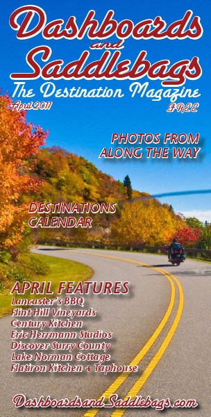 Dashboards and Saddlebags the Destination Magazine™ Issue 001 April 2011