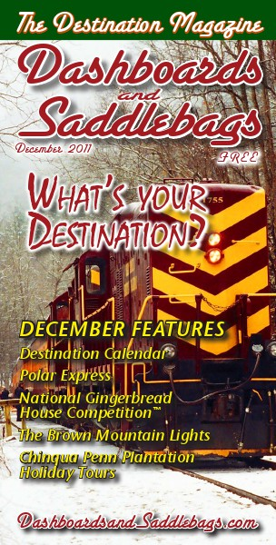 Dashboards and Saddlebags the Destination Magazine™ Issue 009 December 2011