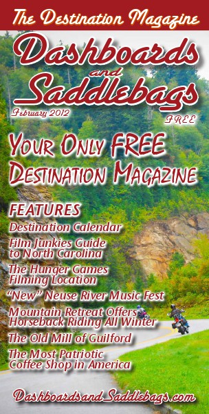 Dashboards and Saddlebags the Destination Magazine™ Issue 011 February 2012