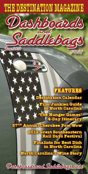 Dashboards and Saddlebags the Destination Magazine™ Issue 015 June 2012