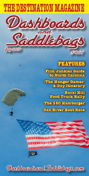 Dashboards and Saddlebags the Destination Magazine™ Issue 016 July 2012