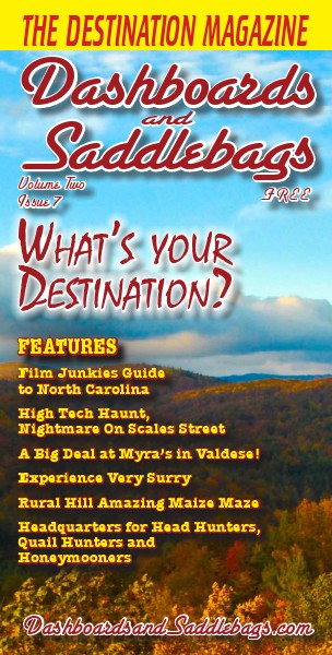 Dashboards and Saddlebags the Destination Magazine™ Issue 019 October 2012