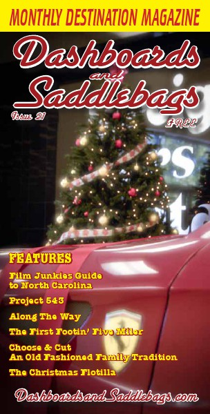 Dashboards and Saddlebags the Destination Magazine™ Issue 021 December 2012