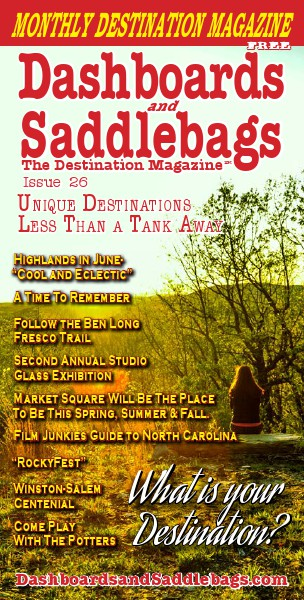 Dashboards and Saddlebags the Destination Magazine™ Issue 026 May 2013