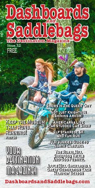 Dashboards and Saddlebags the Destination Magazine™ Issue 032 November 2013