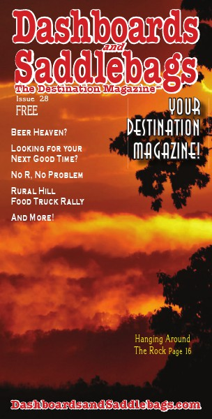 Dashboards and Saddlebags the Destination Magazine™ Issue 028 July 2013