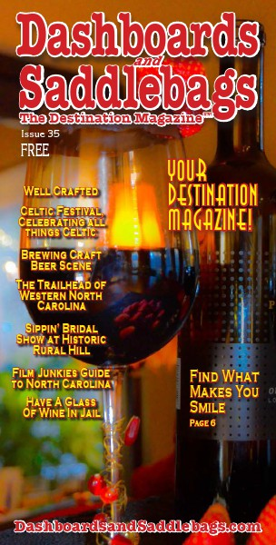 Dashboards and Saddlebags the Destination Magazine™ Issue 035 February 2014