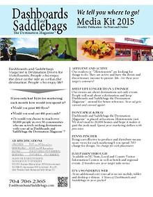 Dashboards and Saddlebags Magazine