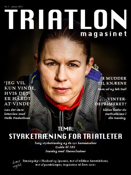 TRIATLON magasinet #1 2015