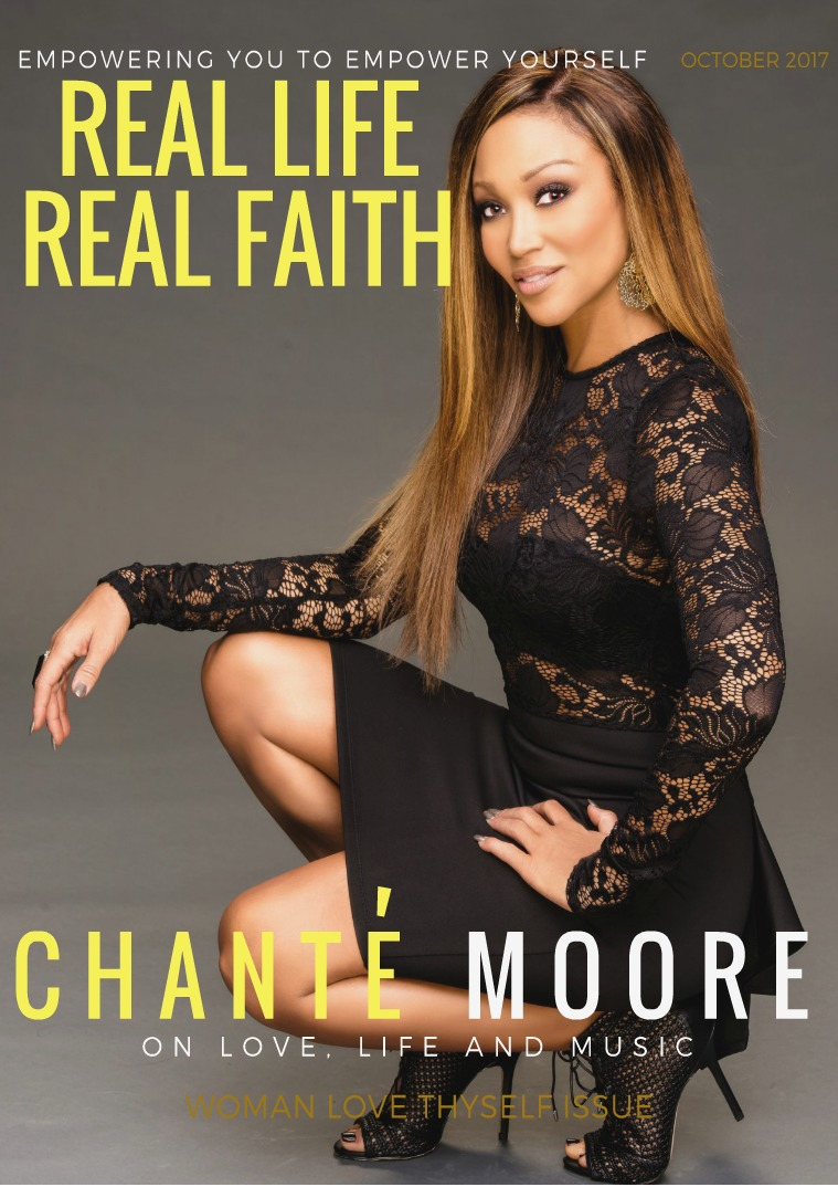 Real Life Real Faith October Issue