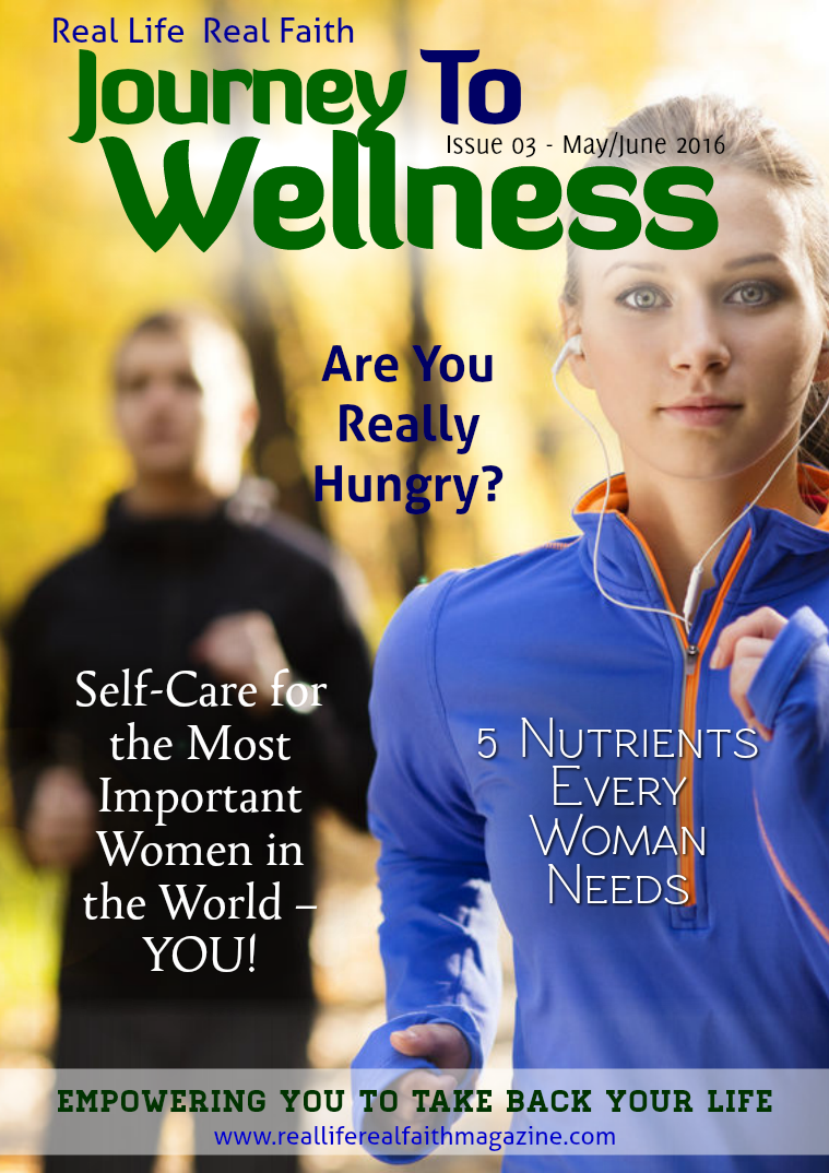 Journey to Wellness May/June 2016