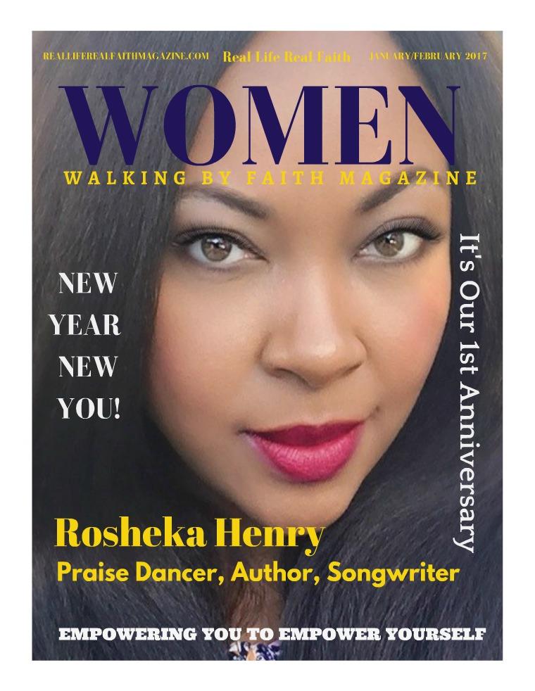 Real Life Real Faith Women Walking By Faith January/February 2017