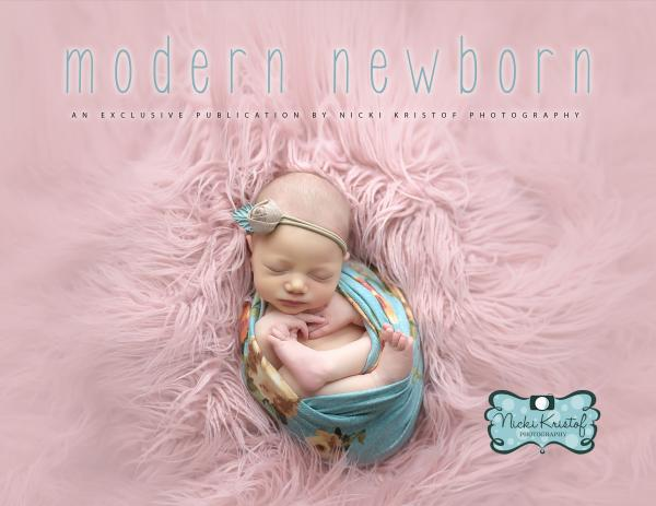 2019 Nicki Kristof Photography In-Home and Studio Newborn Guide 2019NKPnewborn