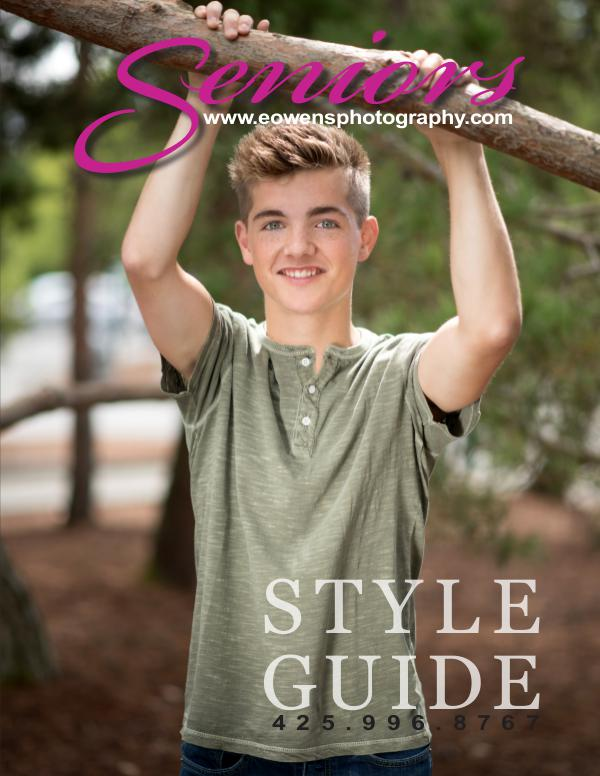 EOP Style Guide 2019 Senior Style Guide 2019_online