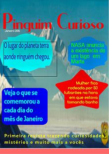 Revista Digital Pinguim Curioso