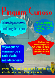 Revista Digital Pinguim Curioso