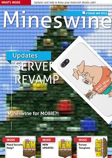 Mineswine Magazine