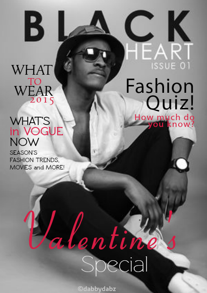Black Heart Magazine Feb. 2015